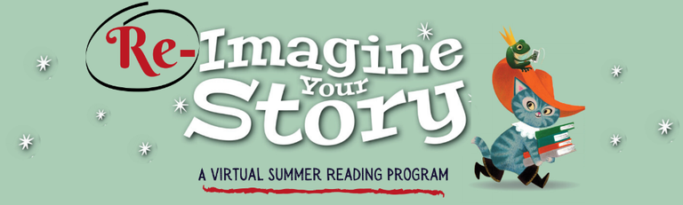 Re-imagine your story